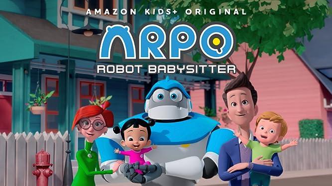Arpo: Robot Babysitter - The New Kid in Town