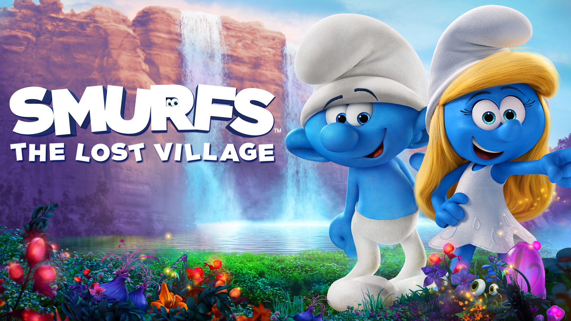 Smurfs: The Lost Village