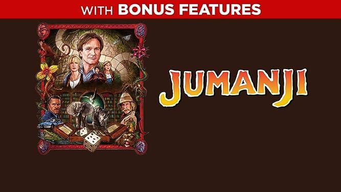 Jumanji (Plus Bonus Content)