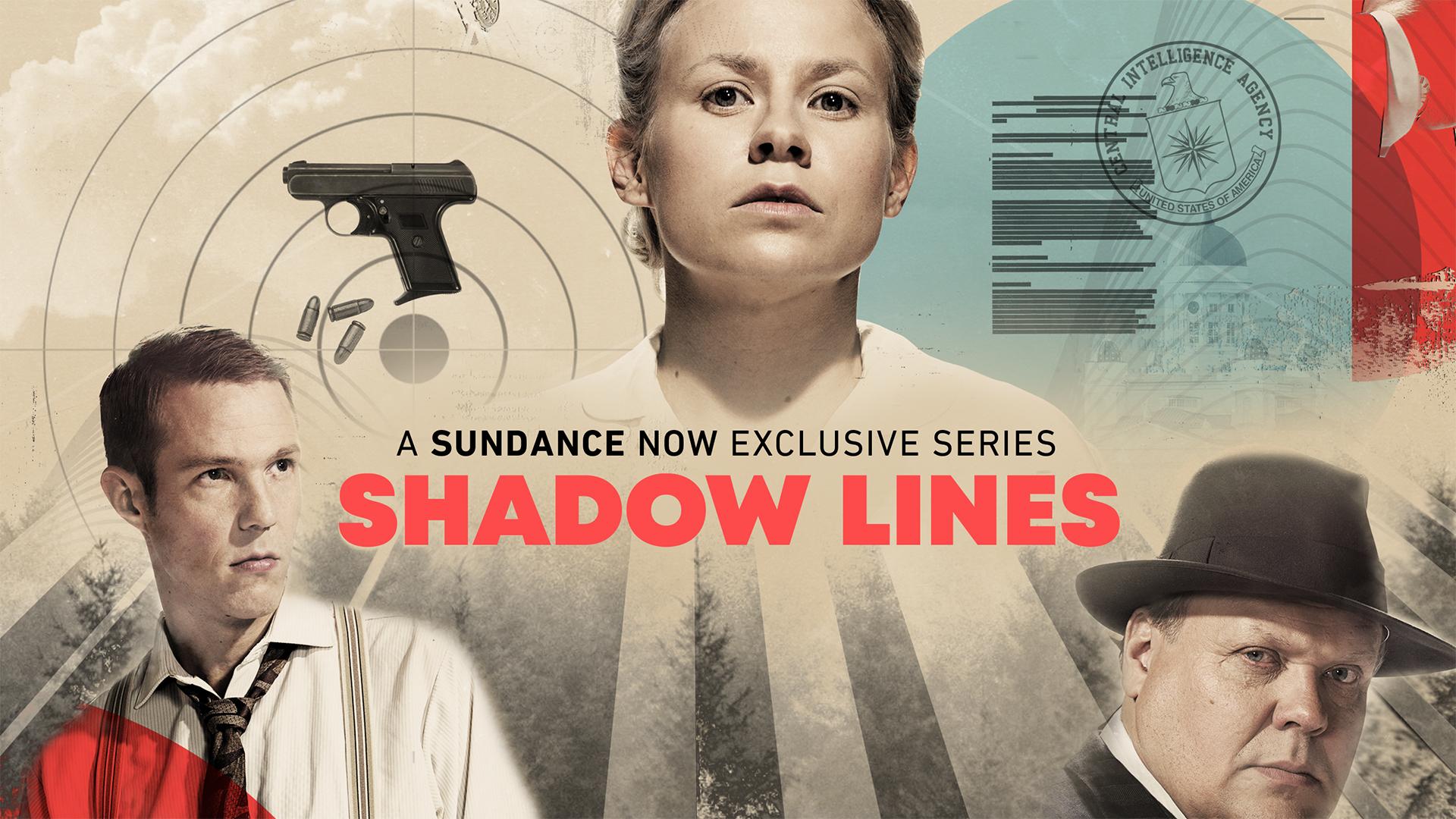 Shadow Lines Season 1