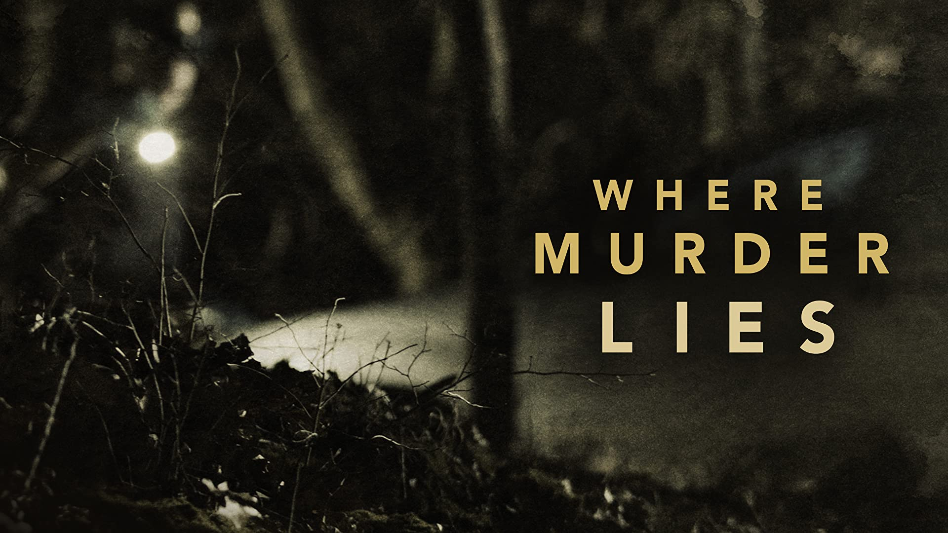 Where Murder Lies - Season 1