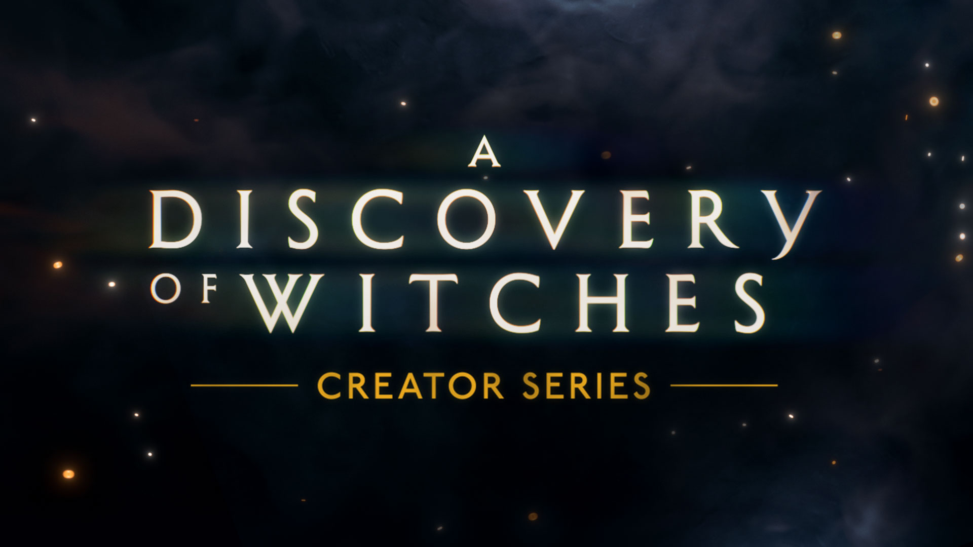 A Discovery of Witches Creator Series Season 1