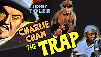 The Trap - Sidney Toler As Charlie Chan