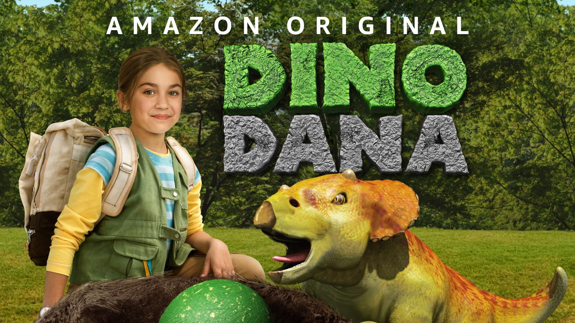 Dino Dana - Primeira Temporada