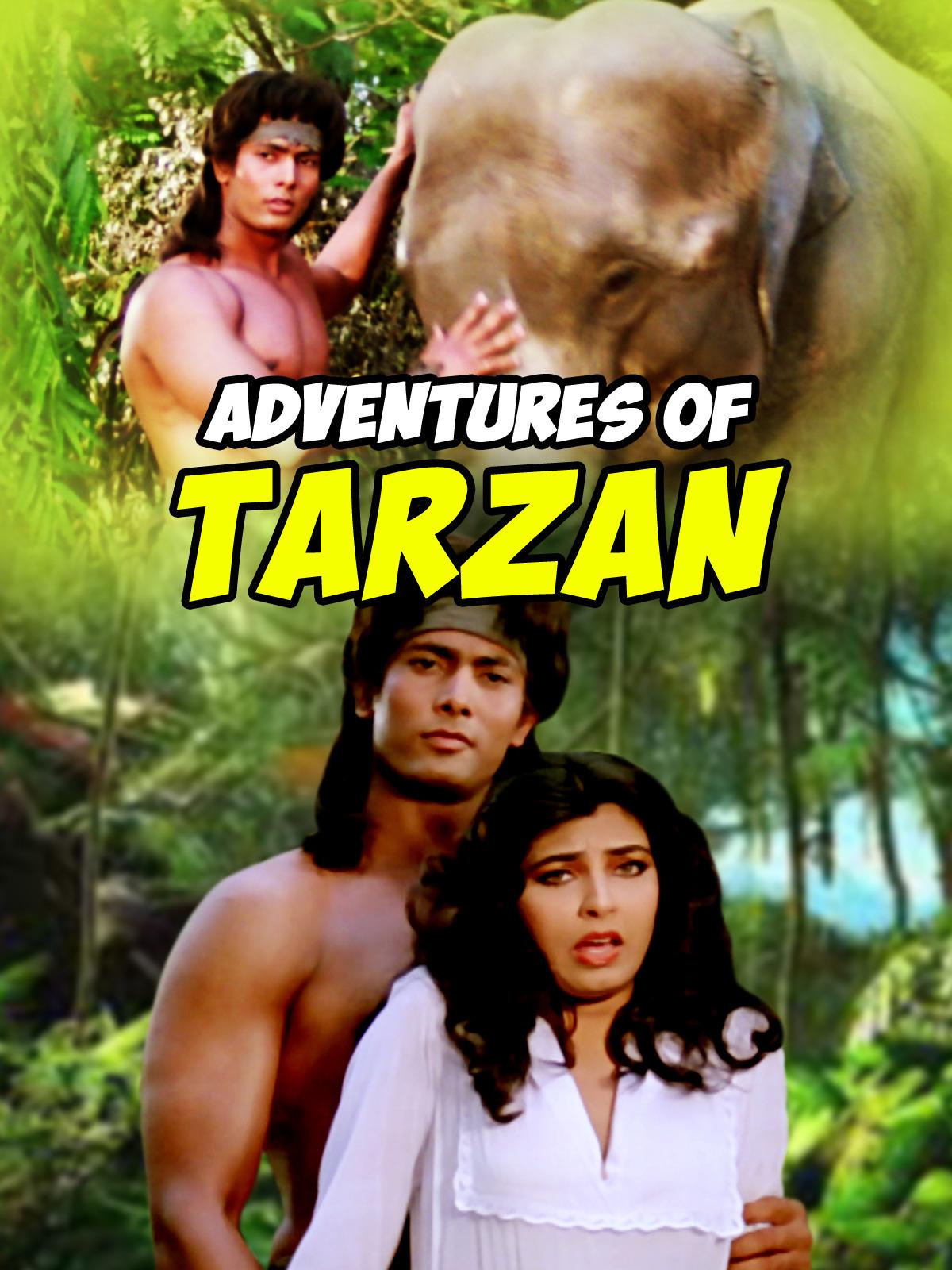 Adventures Of Tarzan (1985) Hindi 720p | 480P Hdrip X264 AAC