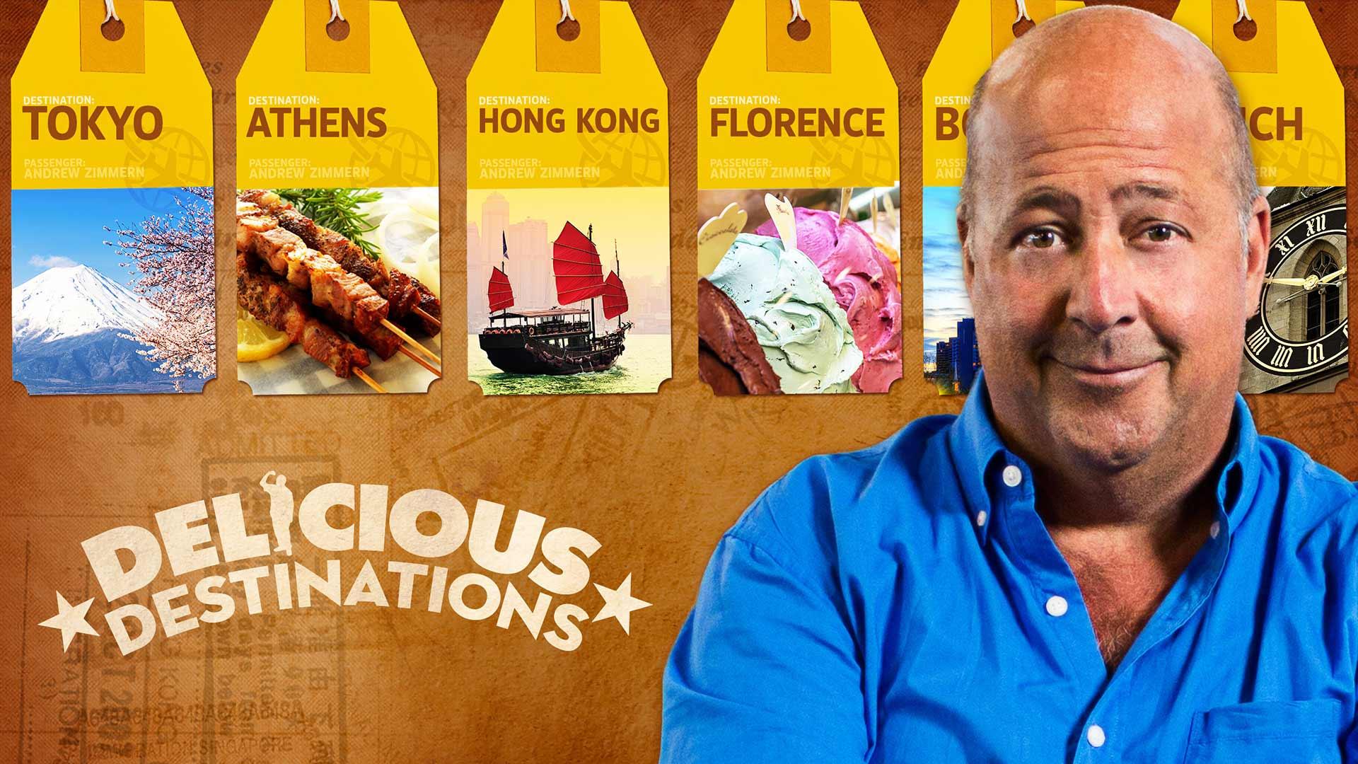 Bizarre Foods: Delicious Destinations Season 1Bizarre Foods: Delicious Destinations Season 1