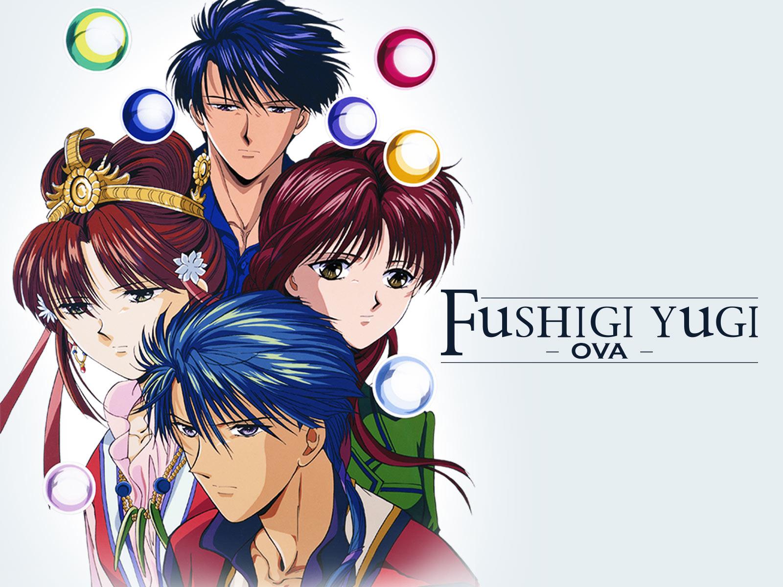 Prime Video: Fushigi Yugi: OVA