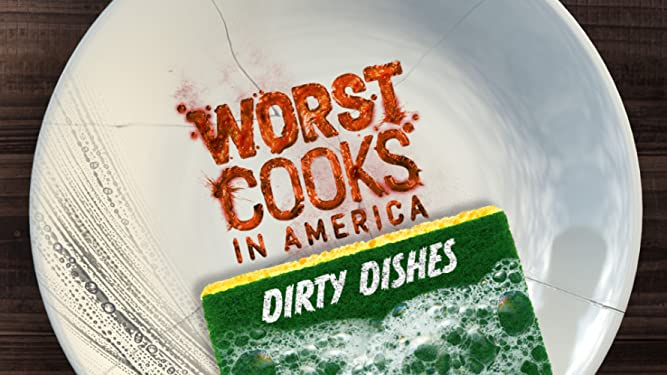 Worst Cooks in America: Dirty Dishes - Season 1