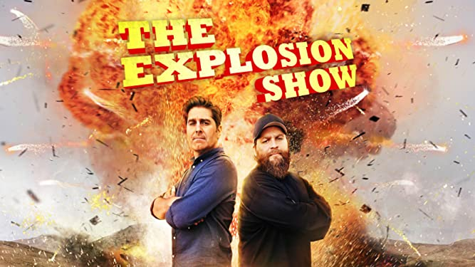 The Explosion Show - Season 1