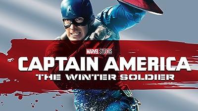 Marvel Studios' Captain America: The Winter Soldier (4K UHD)