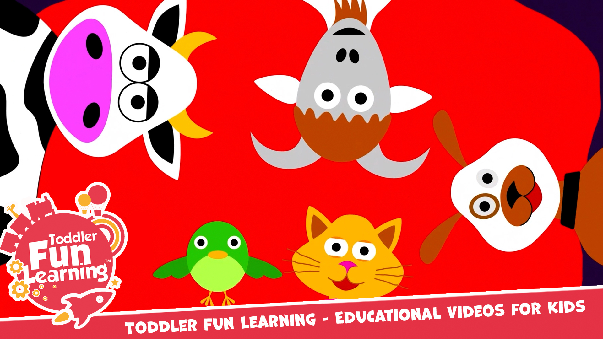 Toddler Fun Learning - Educational Videos for Kids on Amazon Prime Video UK