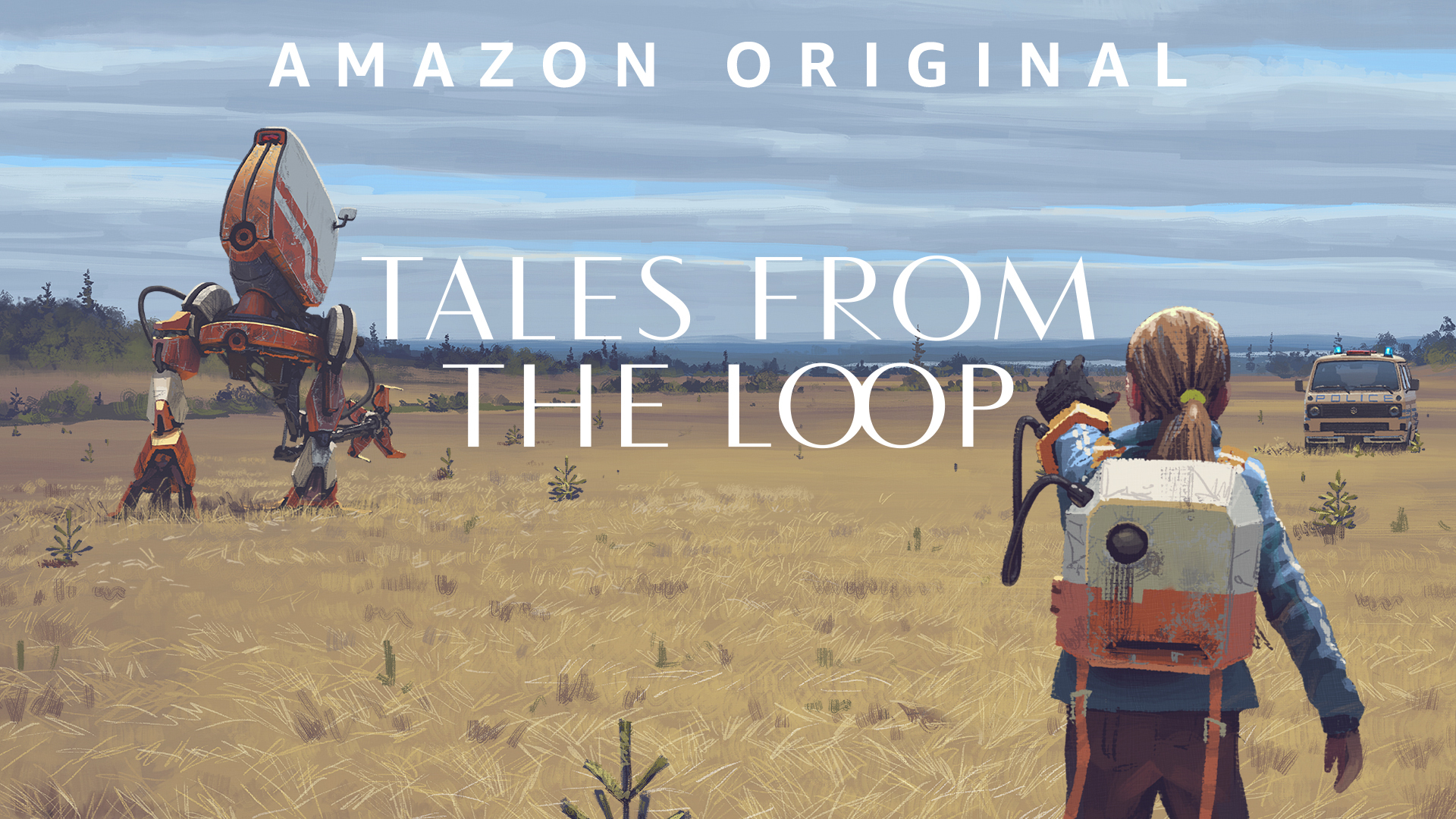 Tales From The Loop - Seizoen 1