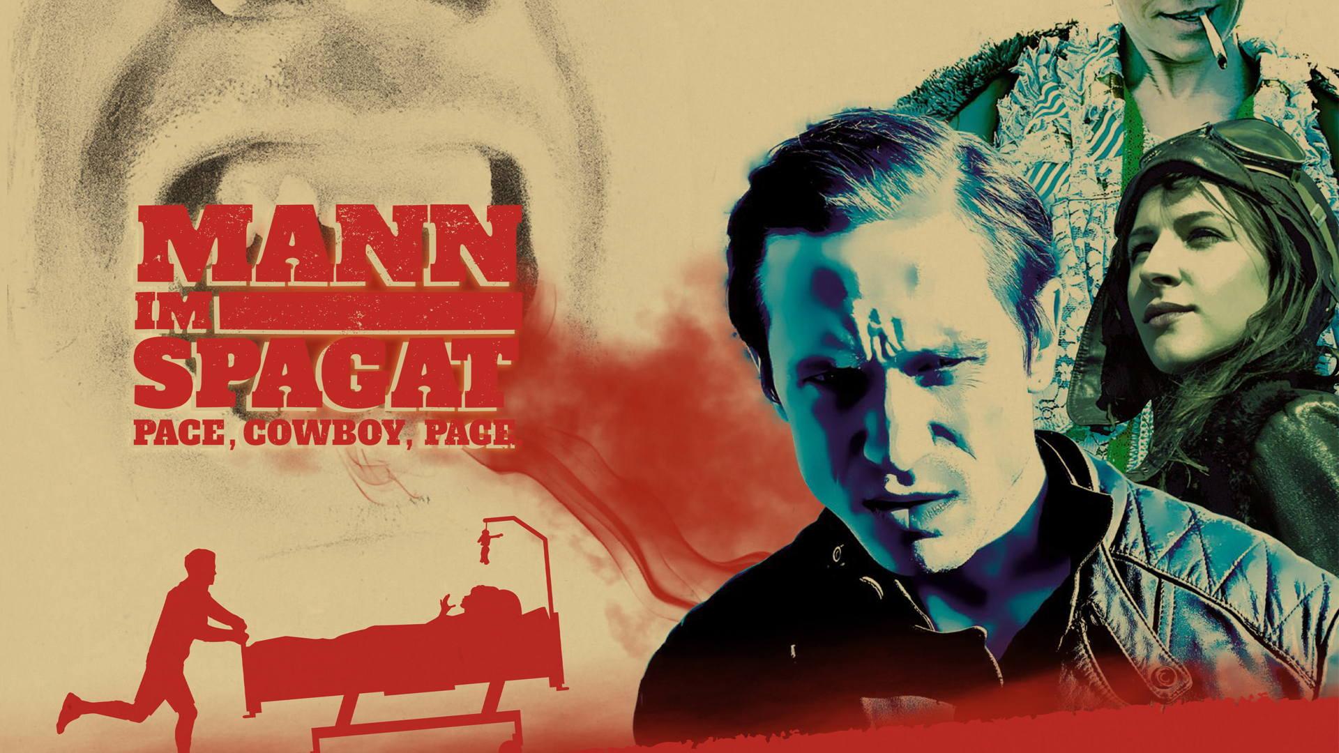 Mann im Spagat on Amazon Prime Video UK