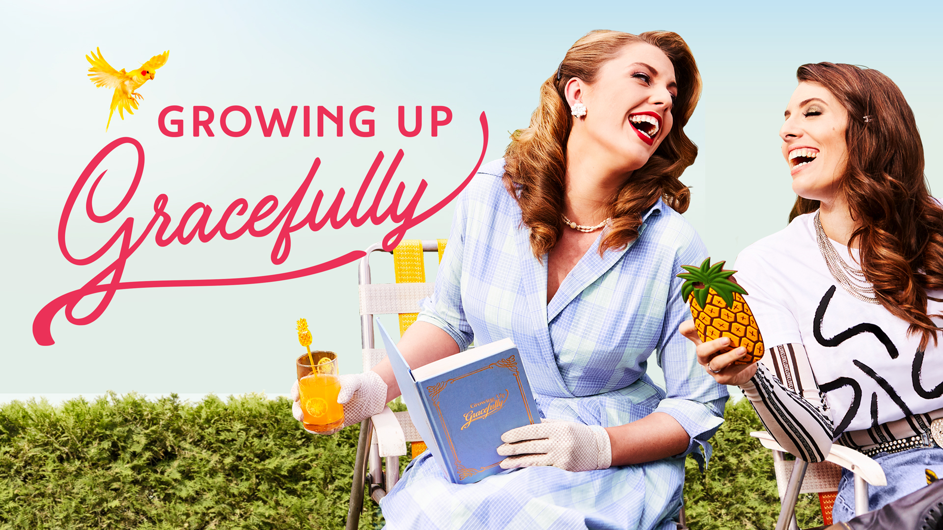Growing Up Gracefully - Series 1