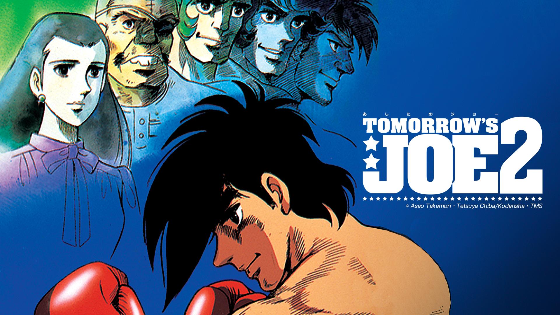Tomorrow's Joe 2 (Original Japanese Audio)