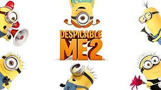Despicable Me 2 (4K UHD)