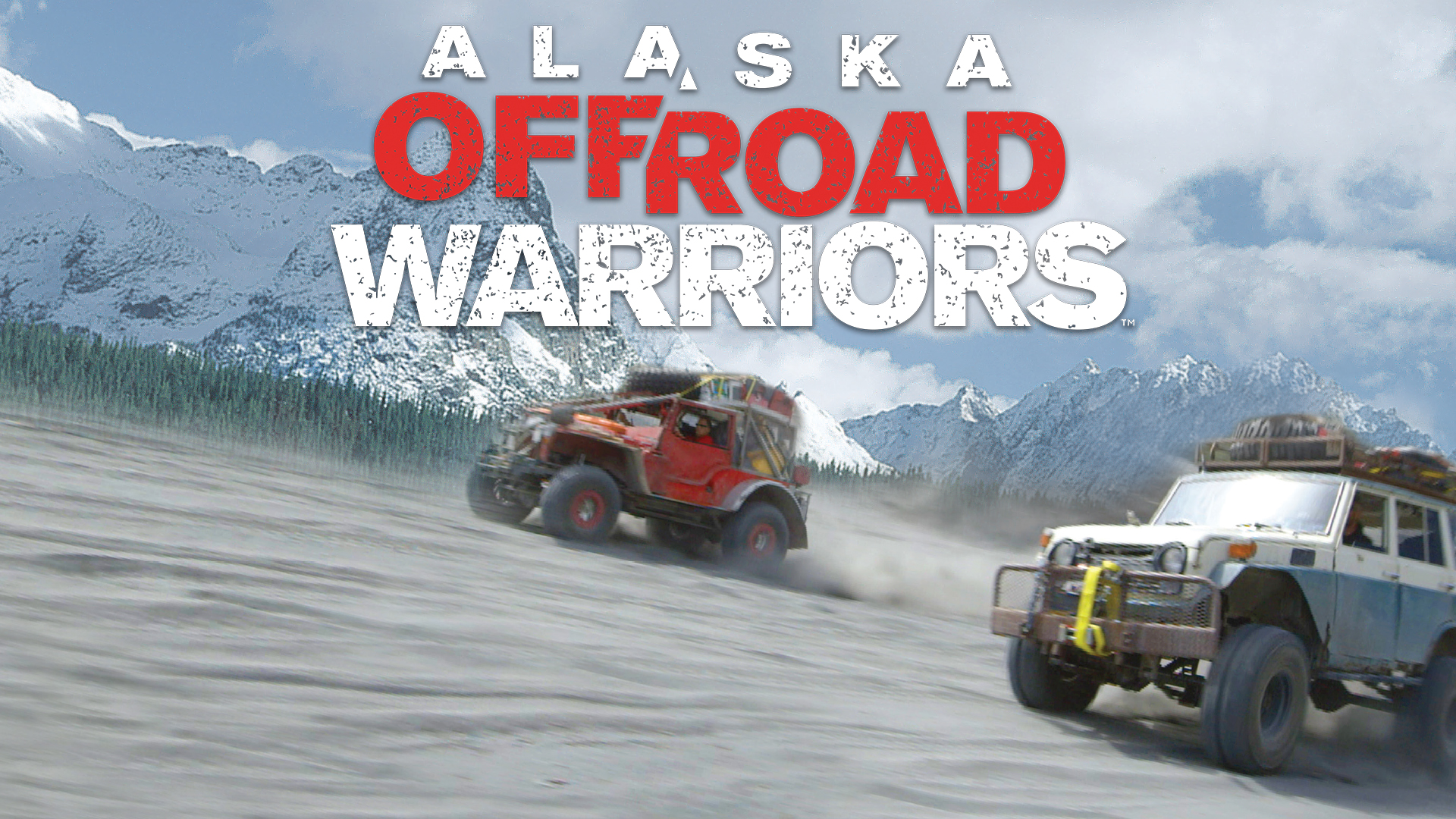Alaska Off-Road Warriors