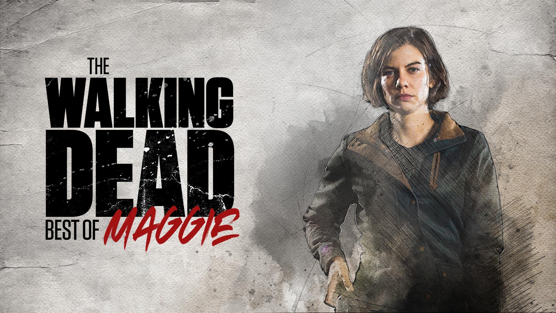 The Walking Dead: Best of Maggie, Season 1