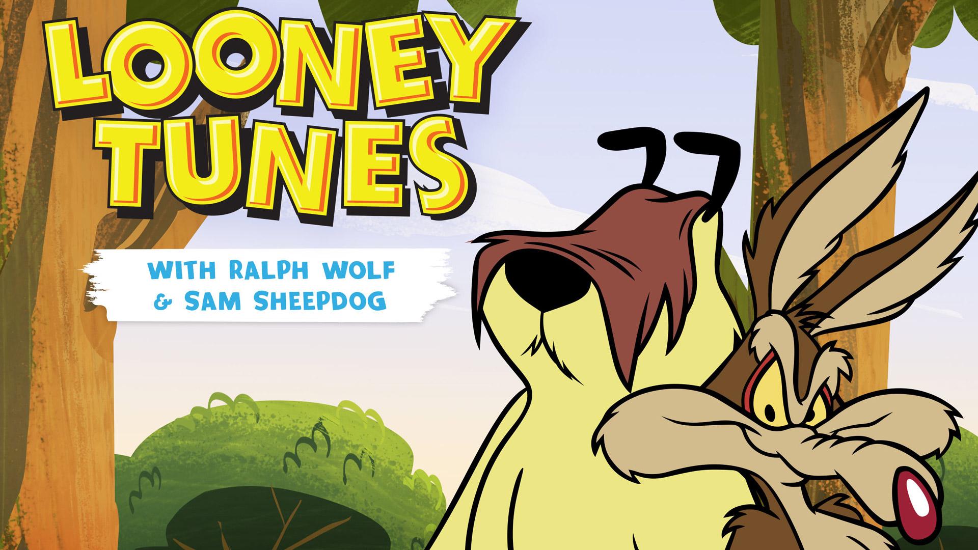 Ralph Wolf and Sam Sheepdog - Season 1