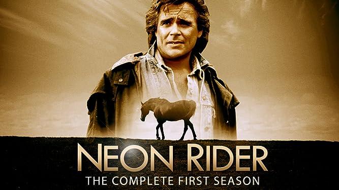 Neon Rider Season 1