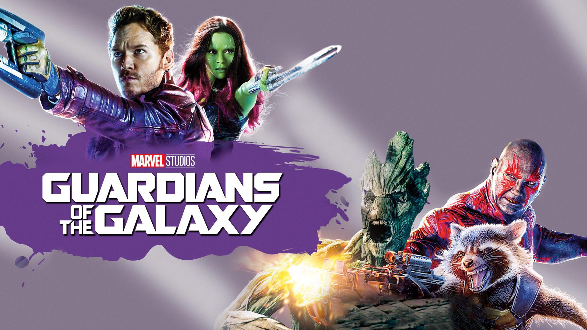 Marvel Studios' Guardians of the Galaxy (4K UHD)