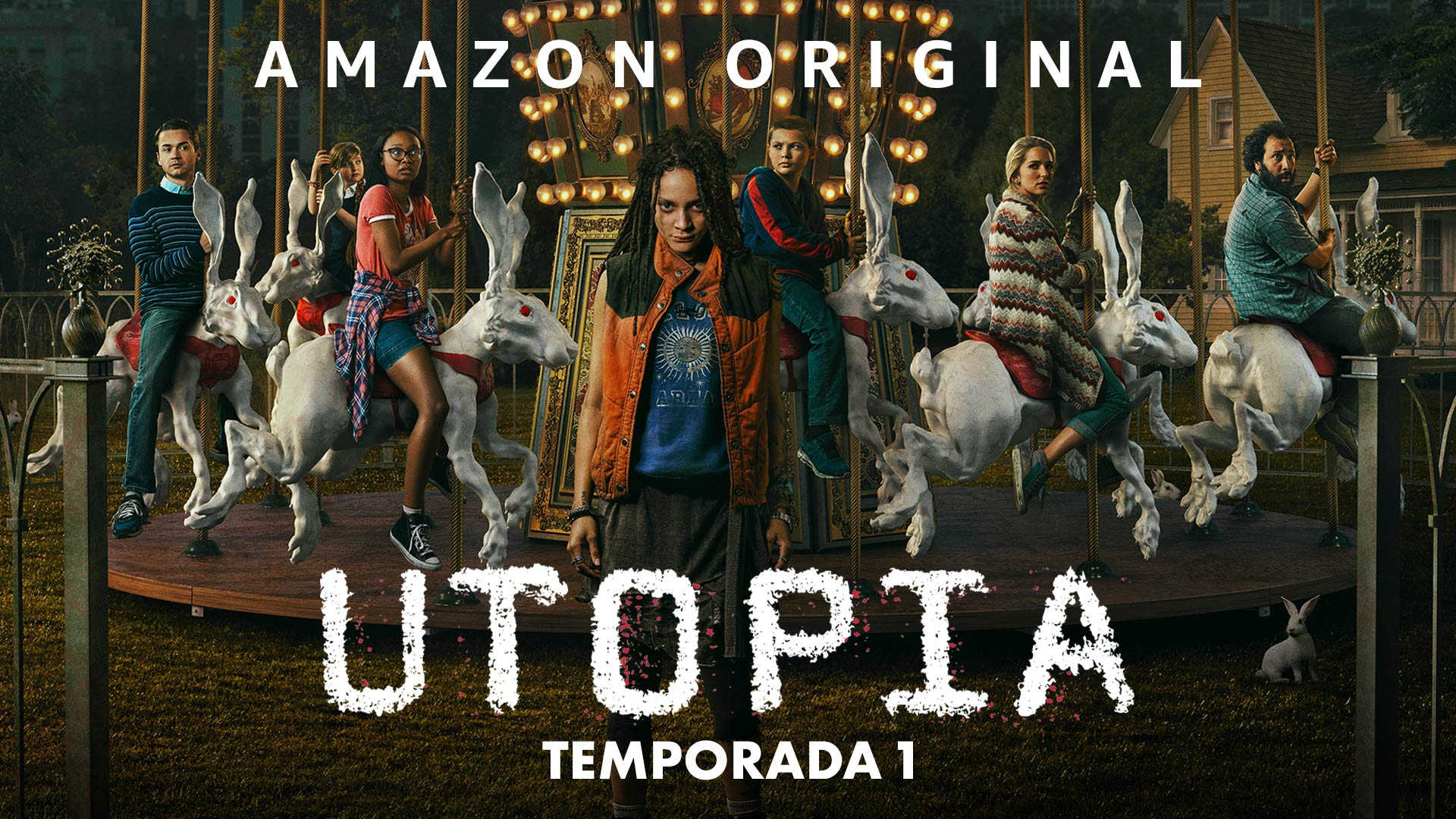 Utopía – Temporada 1