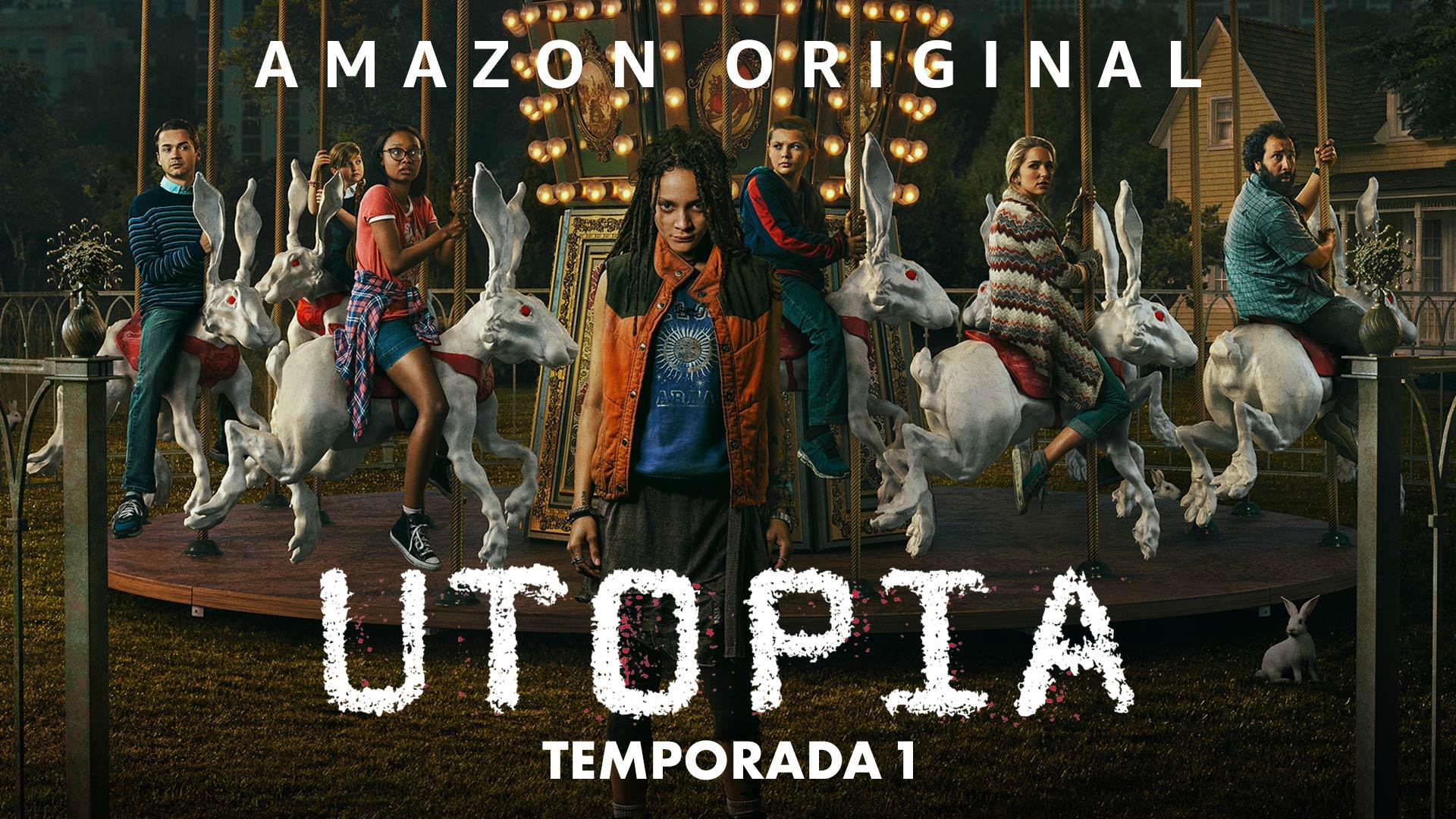 Utopía – Temporada 1