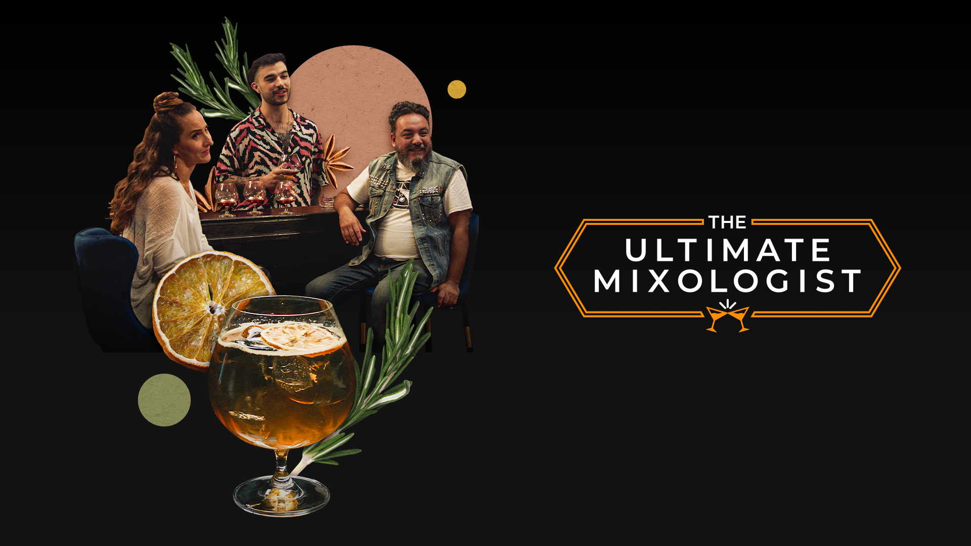 The Ultimate Mixologist