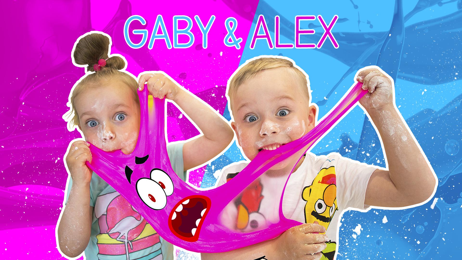 Gaby & Alex Adventures