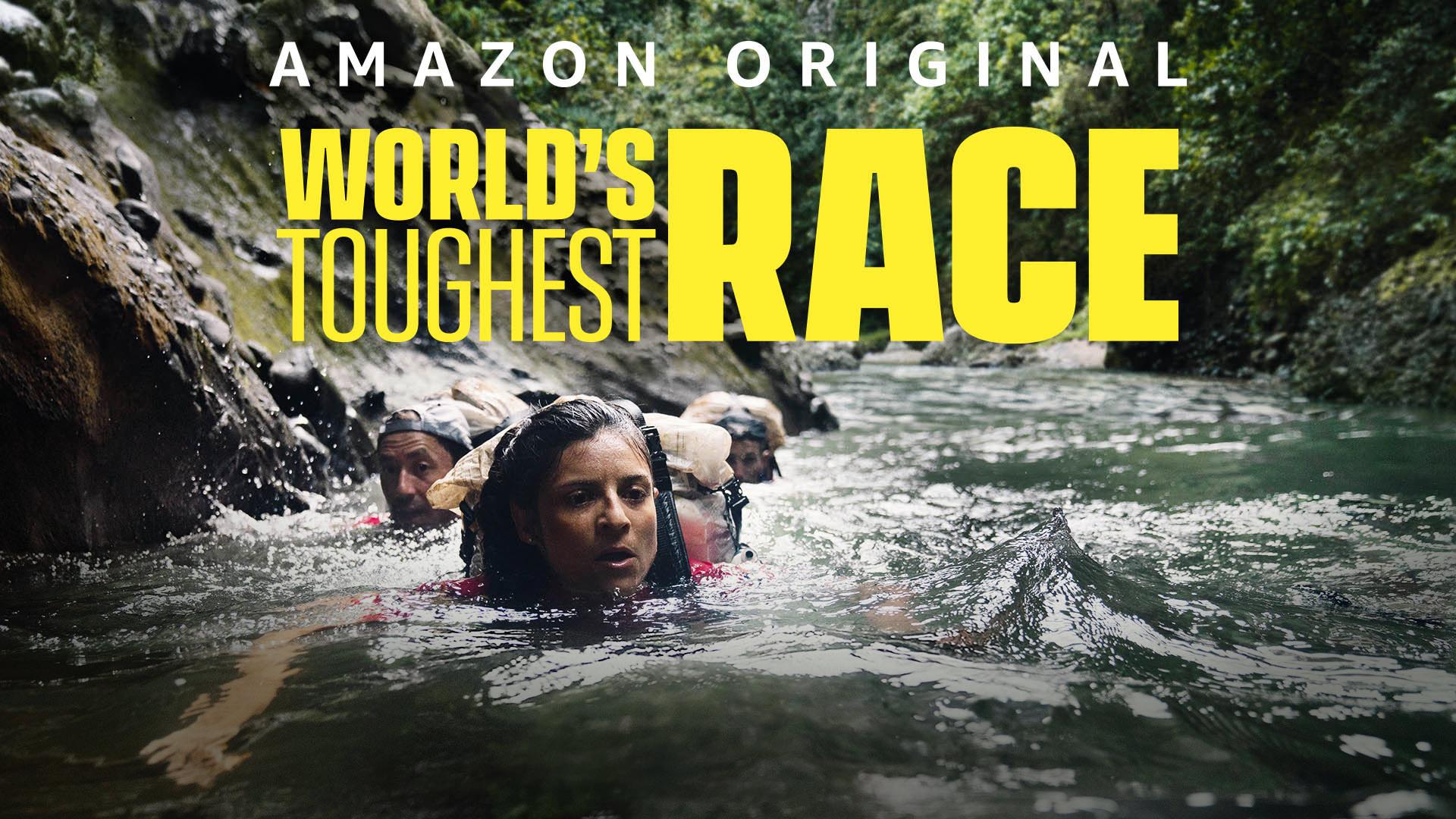 La gara più estrema del mondo: Eco-Challenge Figi