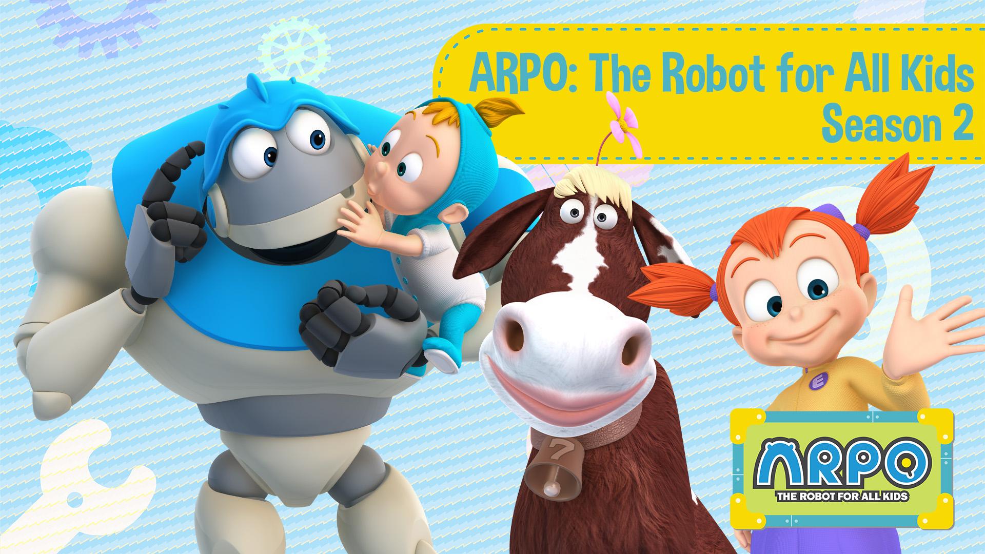 Arpo: The Robot for All Kids - Season 2