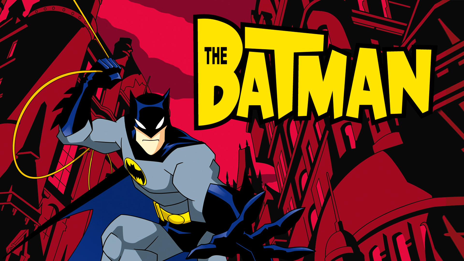 The Batman Season 1