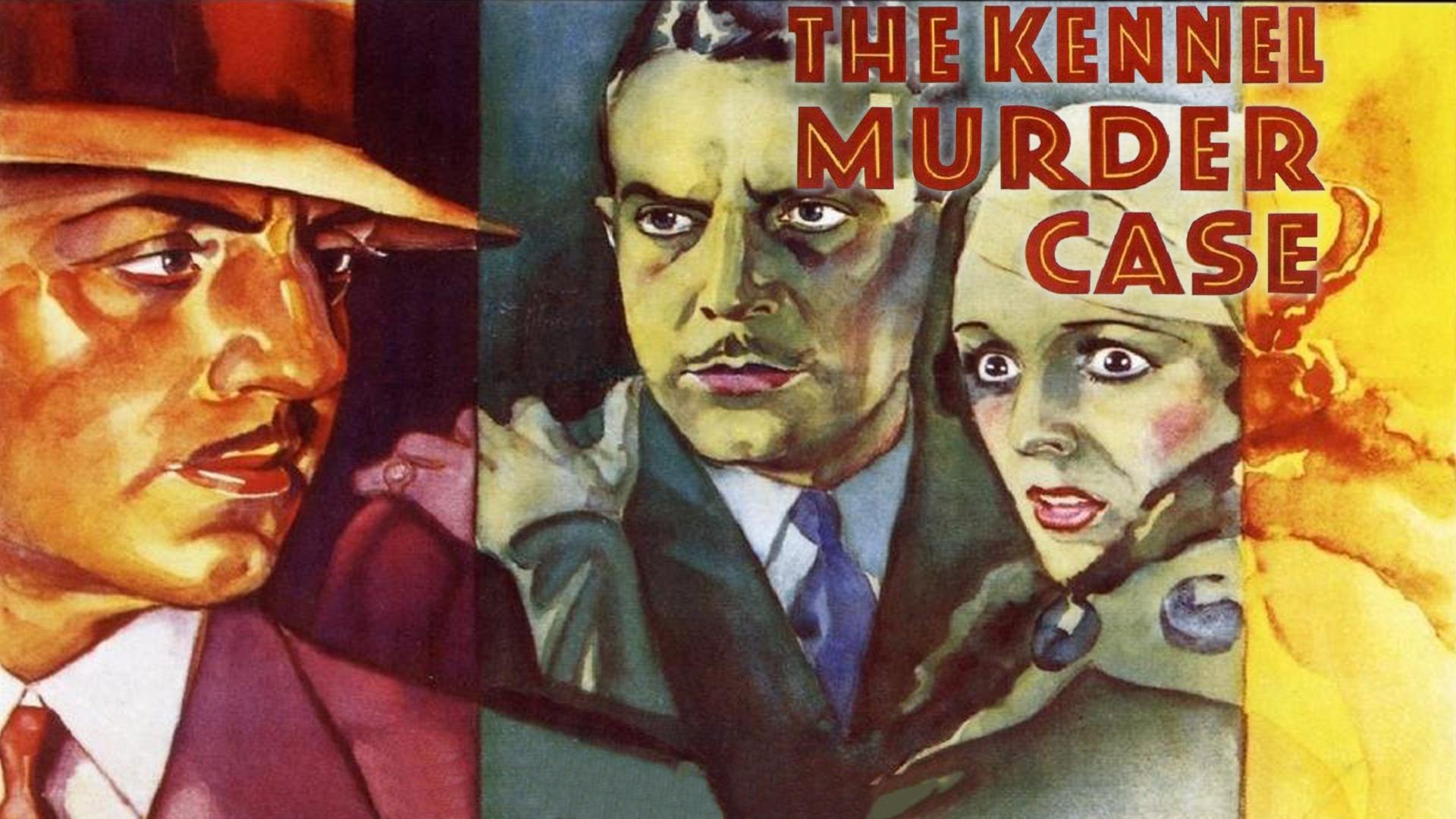 The Kennel Murder Case (1933)