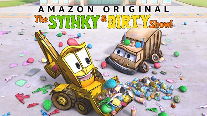 The Stinky & Dirty Show - Season 2, Part 2