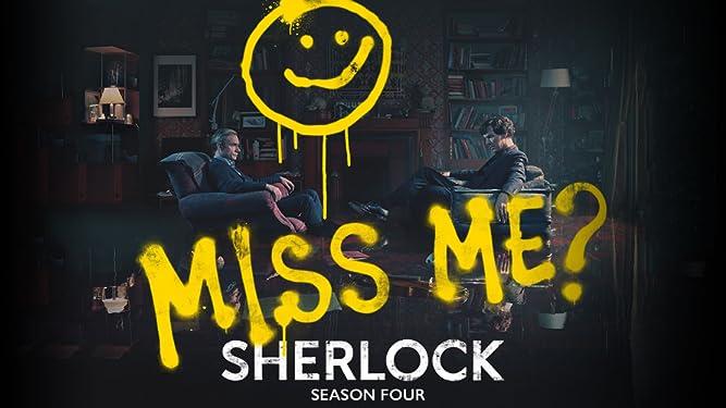 Sherlock, Season 4