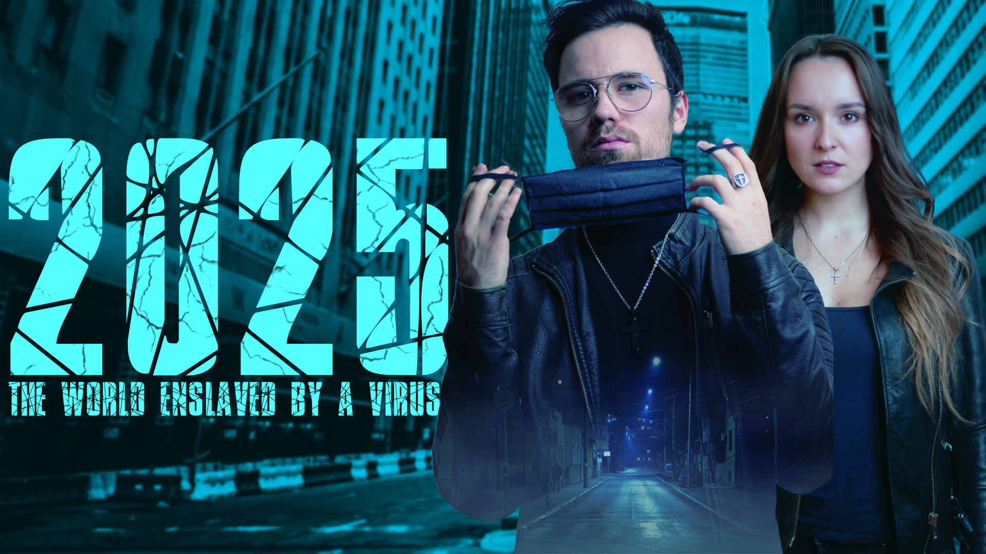 2025 - The World enslaved by a Virus on Amazon Prime Video UK