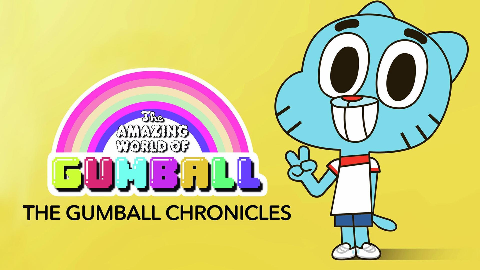 The Amazing World of Gumball: The Gumball Chronicles: Season 1