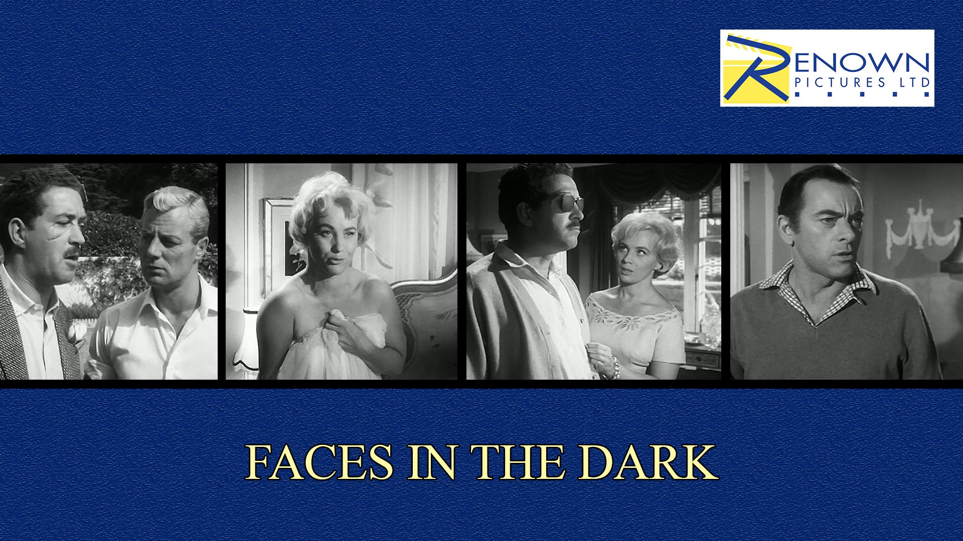 Faces In The Dark on Amazon Prime Video UK
