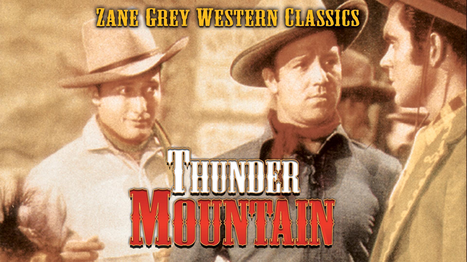 Thunder Mountain on Amazon Prime Video UK