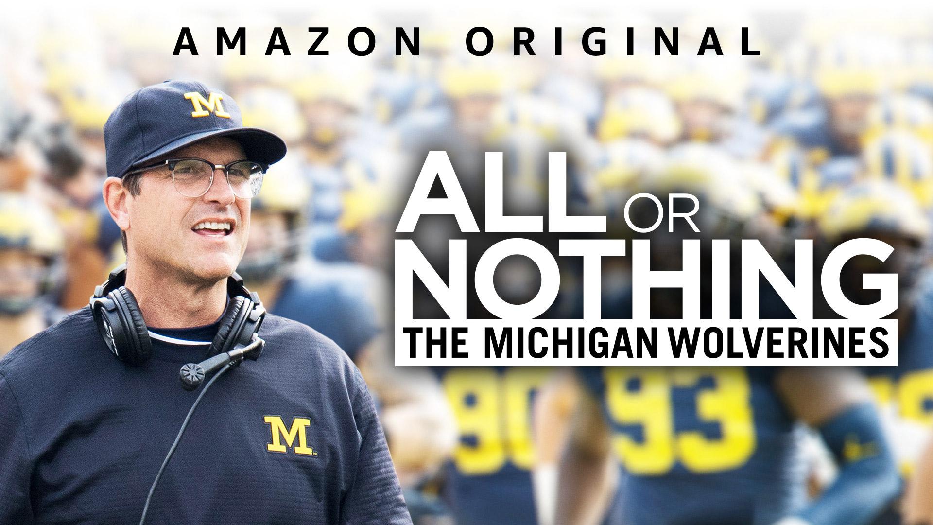 Wszystko albo nic: The Michigan Wolverines - Sezon 1