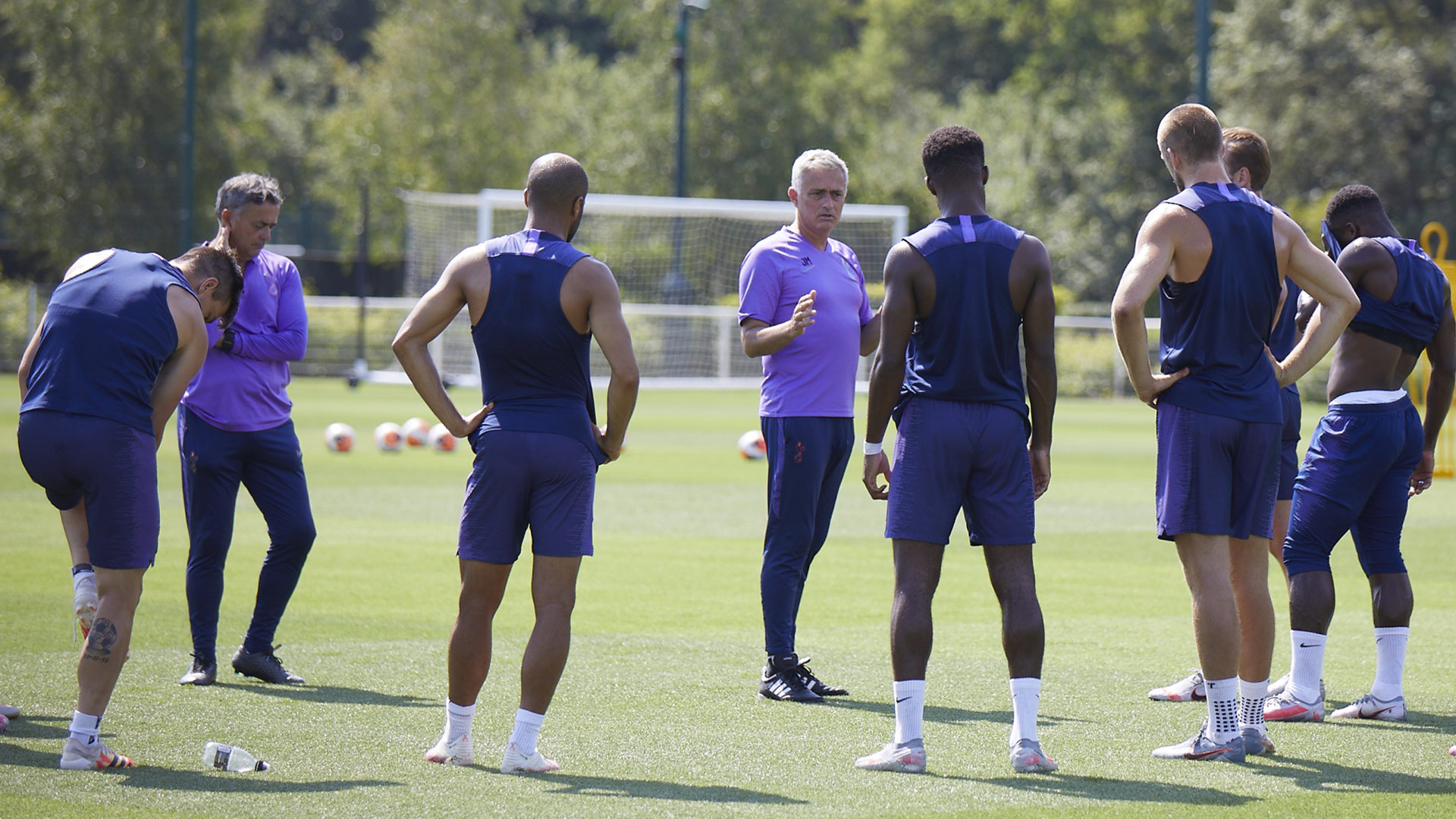 All or Nothing: Tottenham Hotspur - Season 1