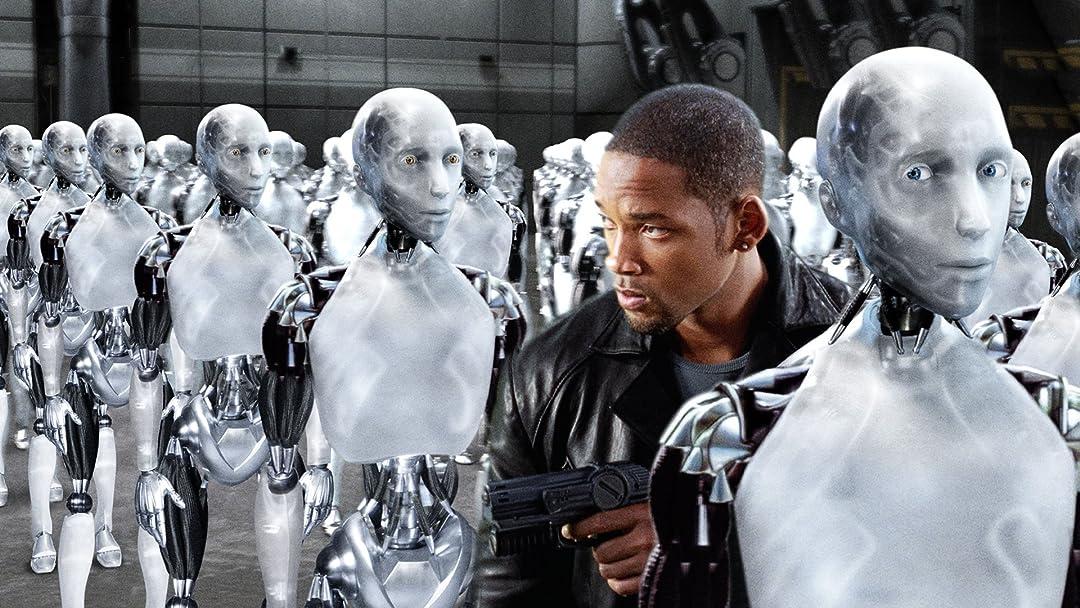 Prime Video: I, Robot