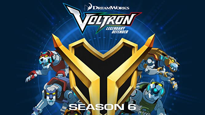 Voltron: Legendary Defender, Season 6