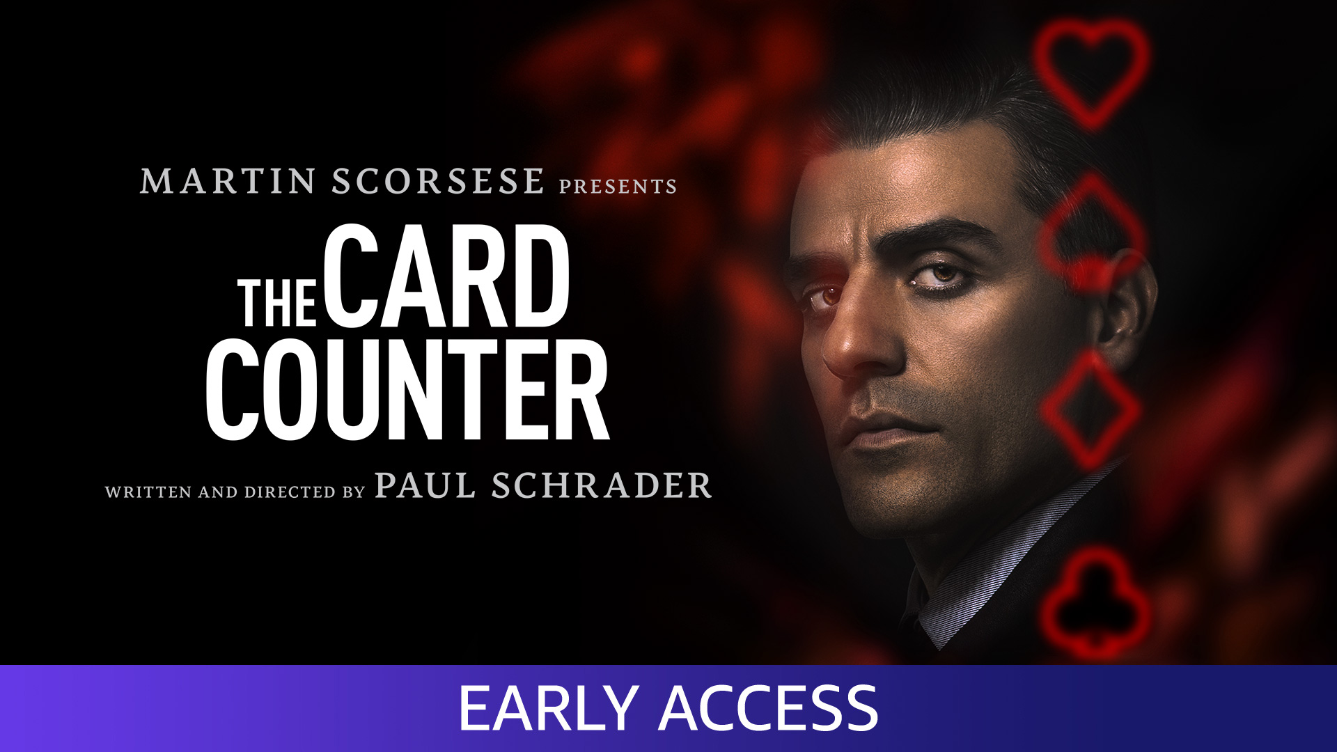 The Card Counter (4K UHD)