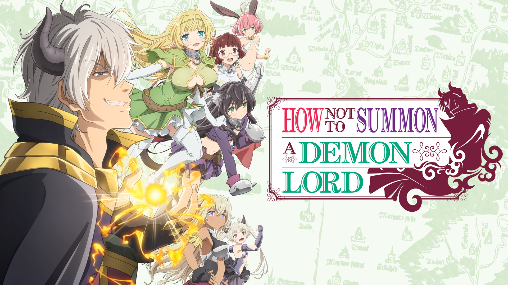 How Not to Summon a Demon Lord (Simuldub)