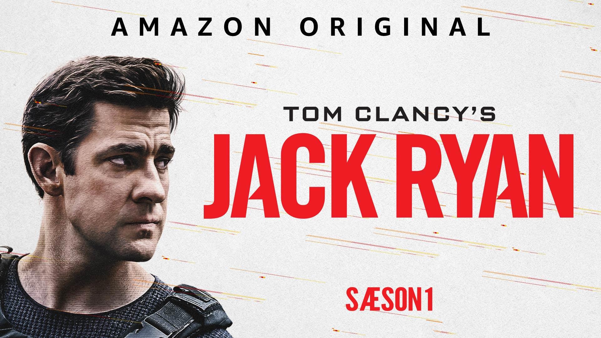 Tom Clancy's Jack Ryan - Sæson 1