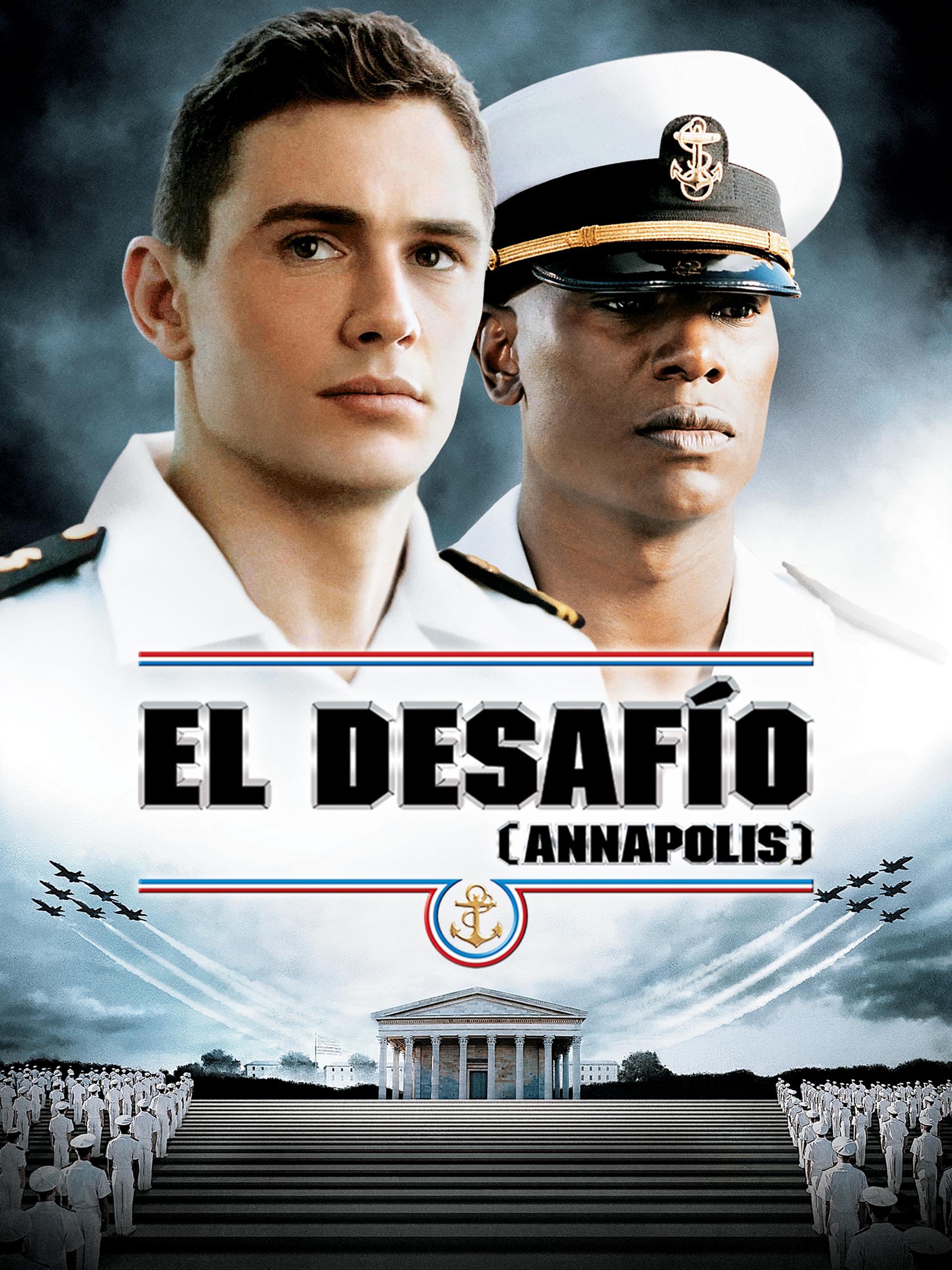 Prime Video El Desafio Annapolis