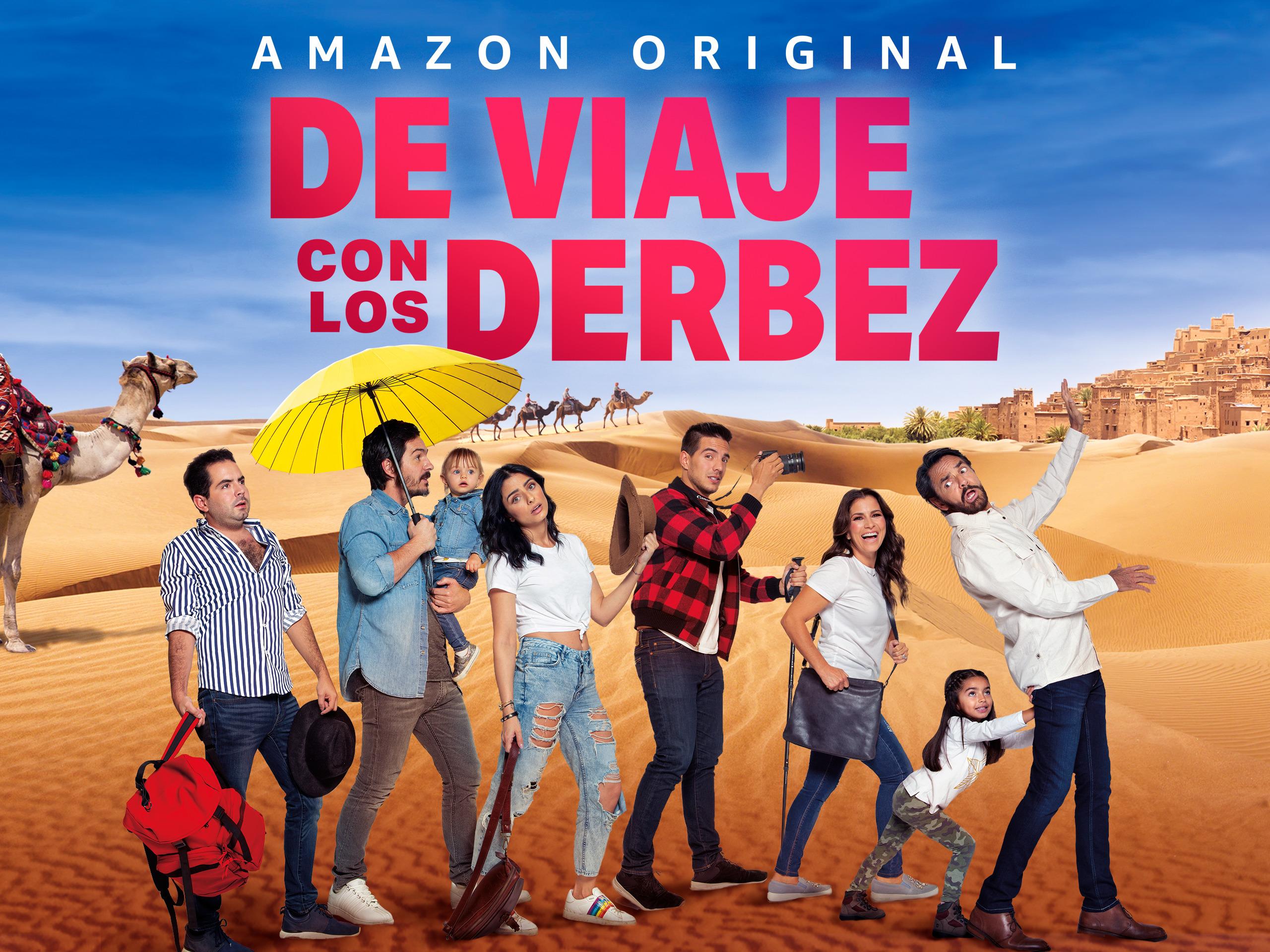 Prime Video: De Viaje Con Los Derbez - Temporada 1