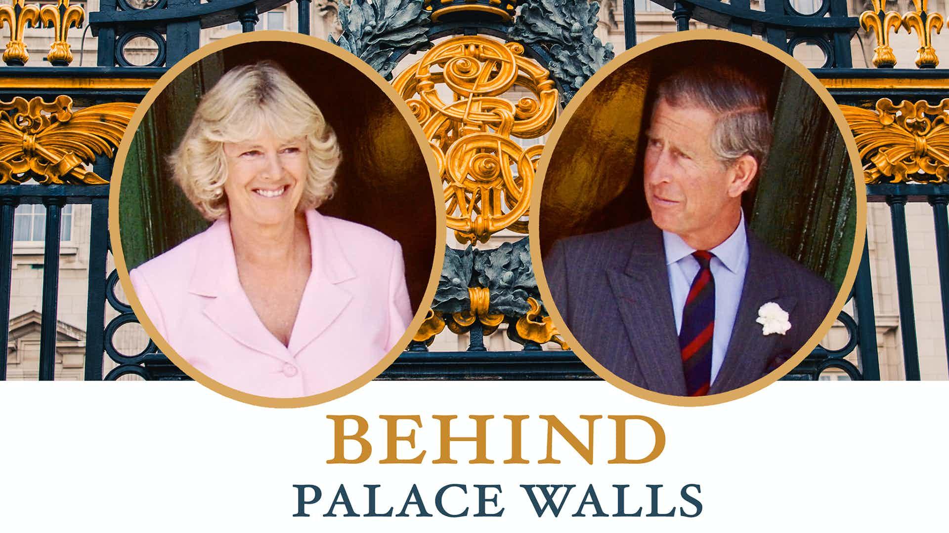 Diana: Behind Palace Walls