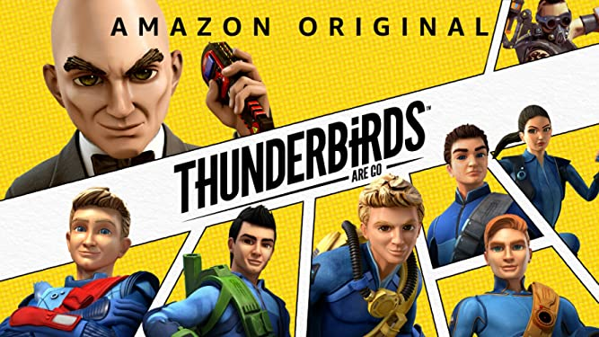 Thunderbirds Are Go - Season 4